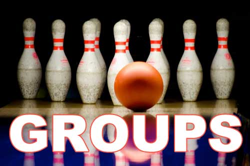 group bowling packages