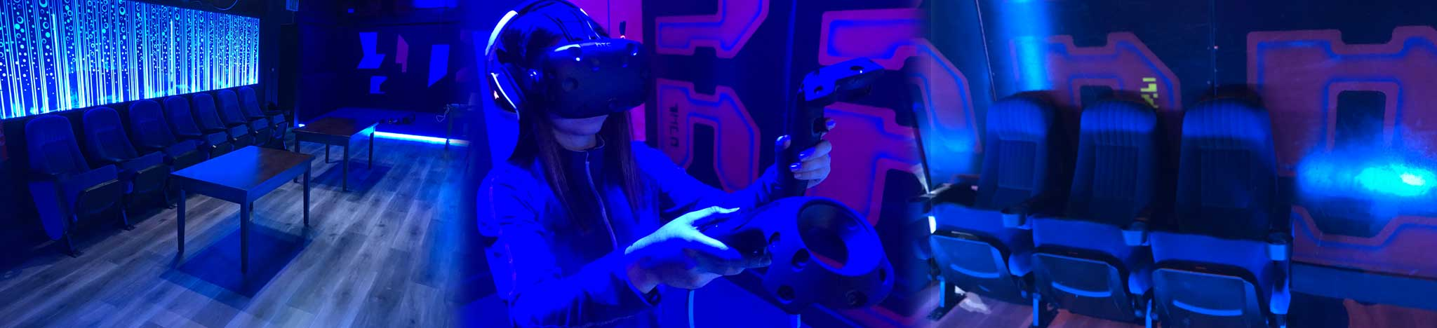 Newry Virtual Reality Centre